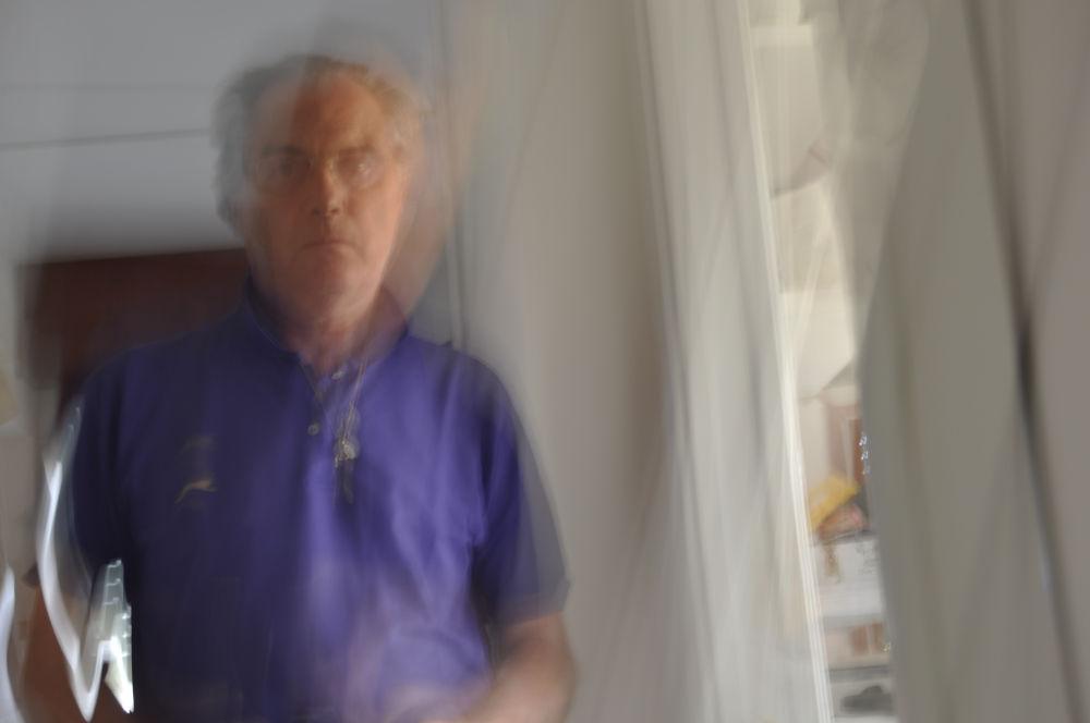 biografia autoritratto di Giacomo Bucci a 70 anni